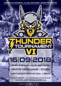 Thunder Tournament VI Schema