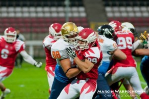 Lightning Leiden - Dutch Lions vs. Polen