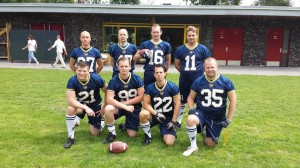 Lightning Leiden Senior Flag Football Team